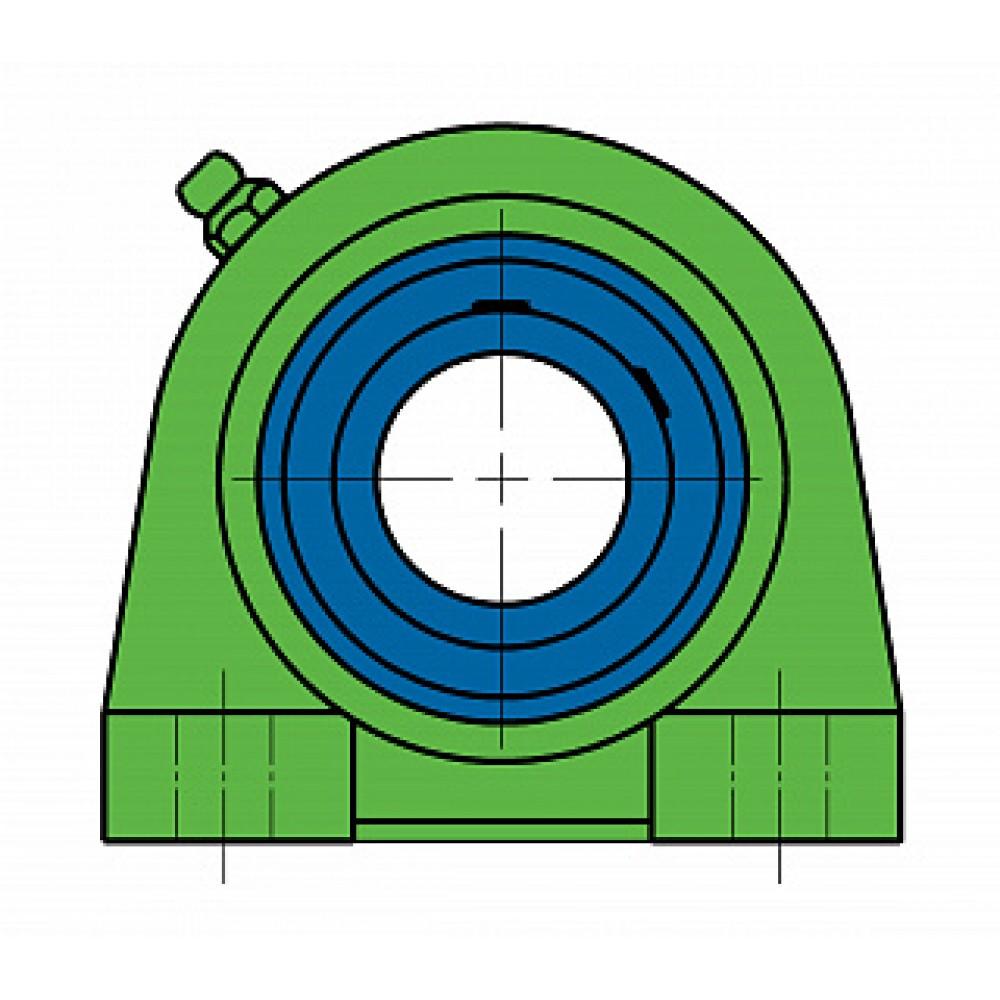 Подшипник UCPA 210 ( 480210+PA210 ) SZPK