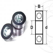Упорная шайба Garlock Bearings (GGB) G10DU